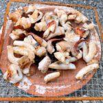 屋久島×移住生活《美味》釣ったイカを料理しました